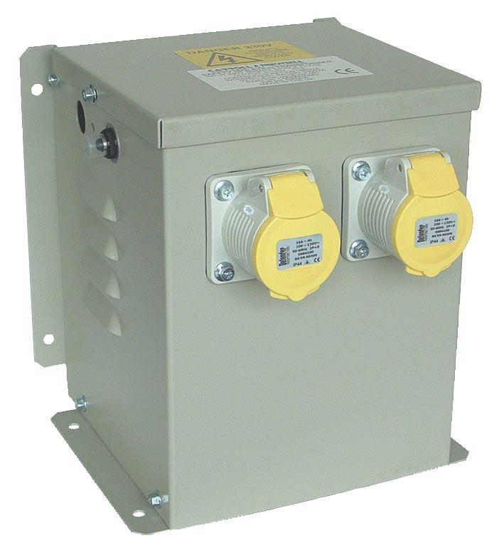 Carroll & Meynell  3300VA  Step-Down Isolation Transformer /110V
