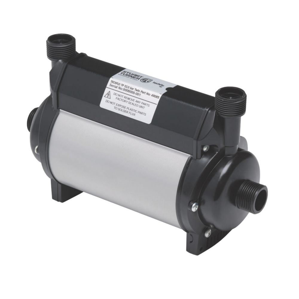 Stuart Turner Showermate TP S Centrifugal Shower Pump 1.5bar