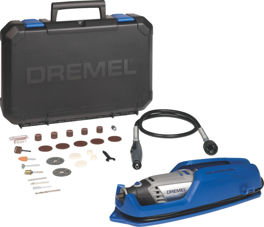 Dremel 3000-1/25 130W  Electric Multi-Tool Kit 230V