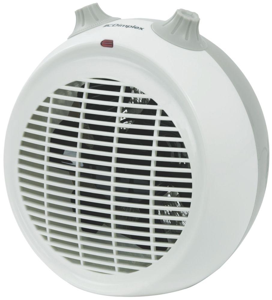Dimplex DXUF20TN Freestanding Fan Heater  2000W 230 x 243mm