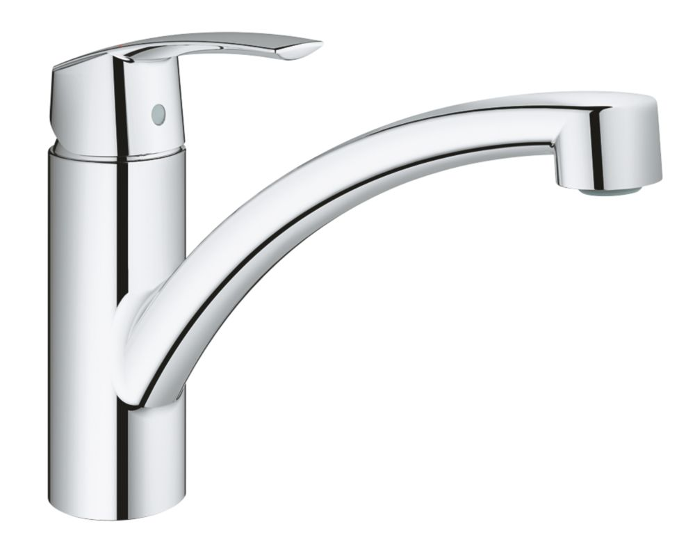 Grohe Start Mono Mixer Kitchen Tap Chrome