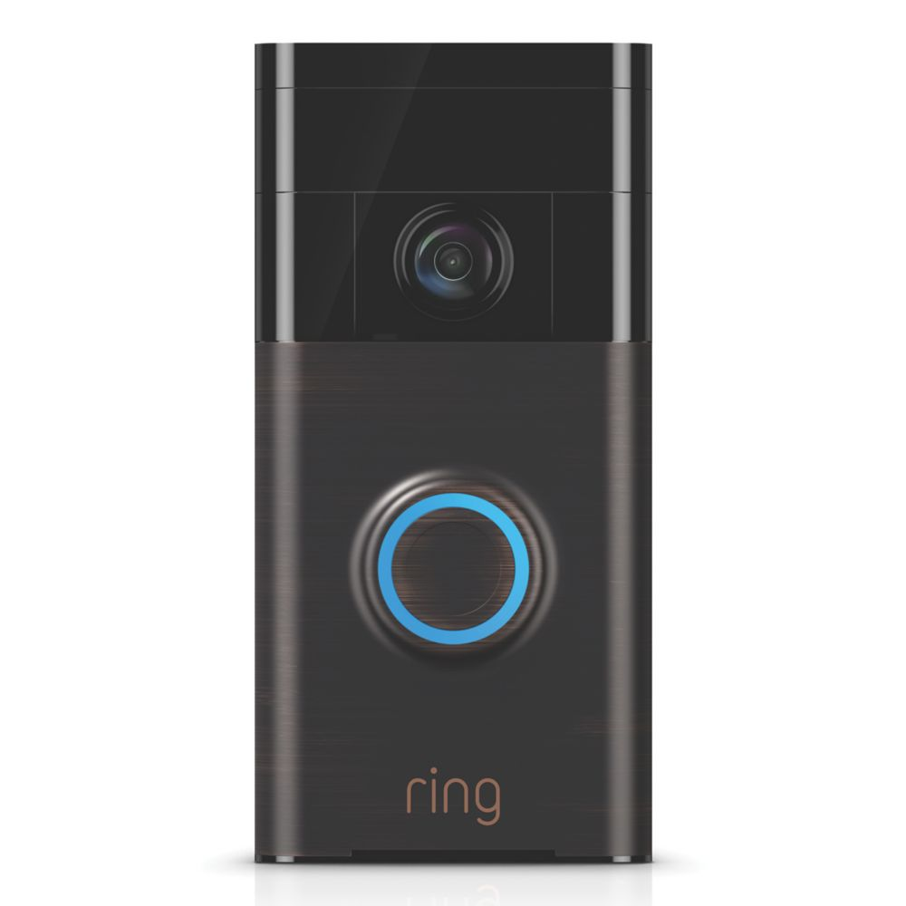 Ring V1 Video Doorbell V1 Venetian Bronze
