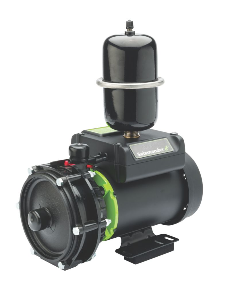 Salamander Pumps RP80SU Centrifugal Single Shower Pump 2.4bar