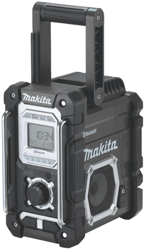 Makita DMR108B AM / FM Electric Bluetooth Site Radio 240V