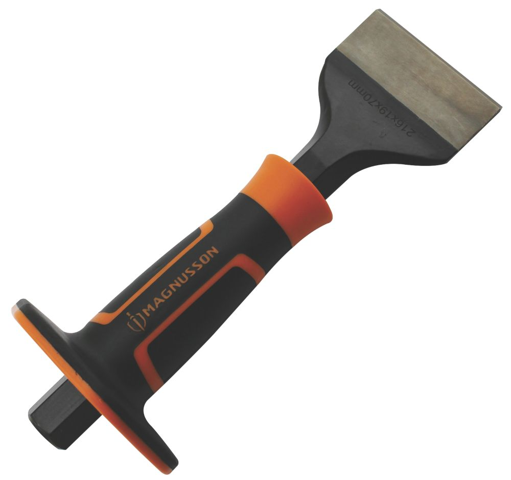 """Magnusson  Guarded Masonry Bolster 2¾"""" x 8½"""""""