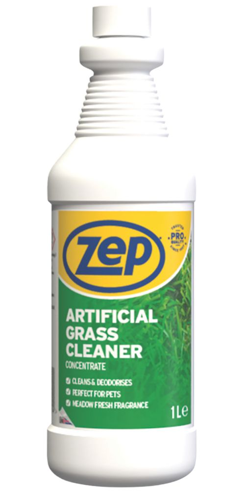 Zep Commercial Artificial Grass Cleaner Concentrate 1Ltr