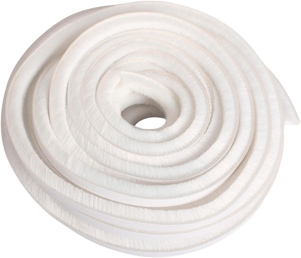 Diall Draught Seal White 20m