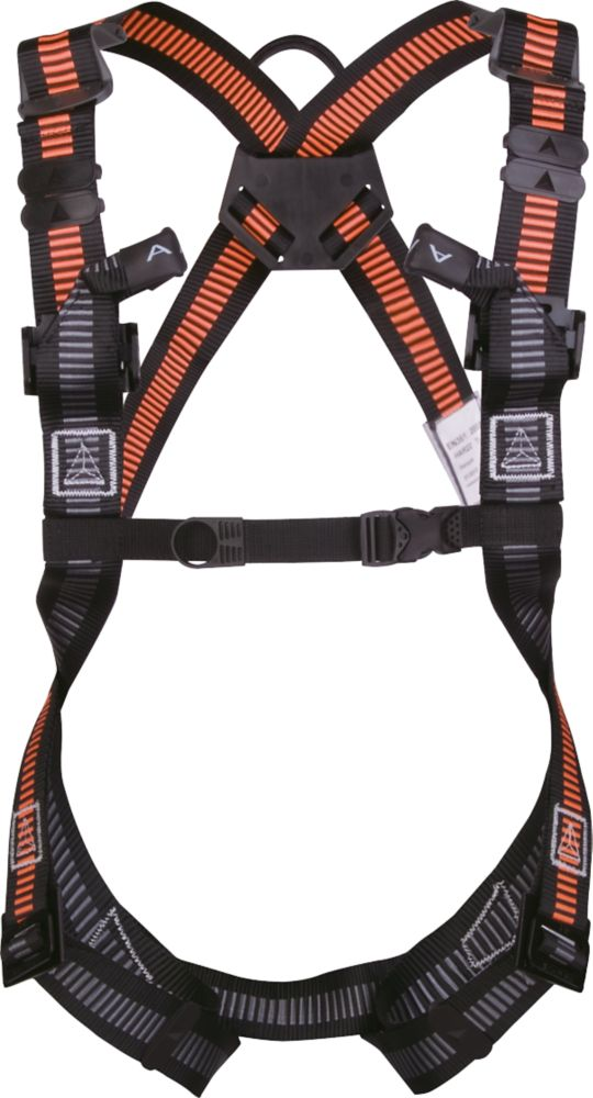 Delta Plus HAR22 2-Point Elasticated Fall Arrest Harness