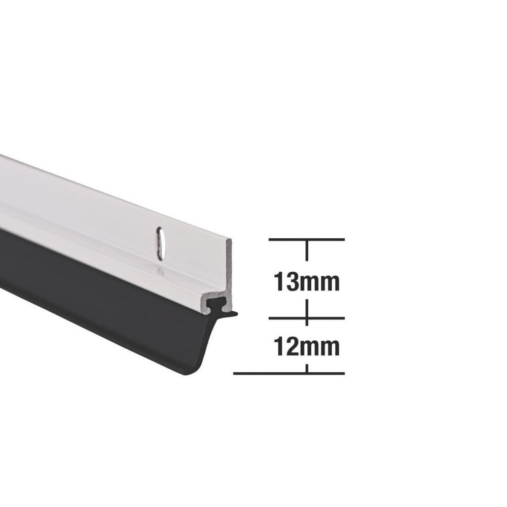 Stormguard Heavy Duty Around Door Strips White 1.03m 5 Pack