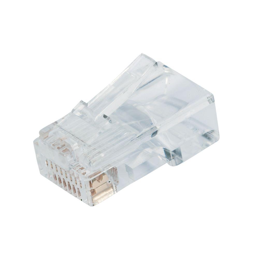 Philex RJ45 8P/8C Connectors 100 Pack