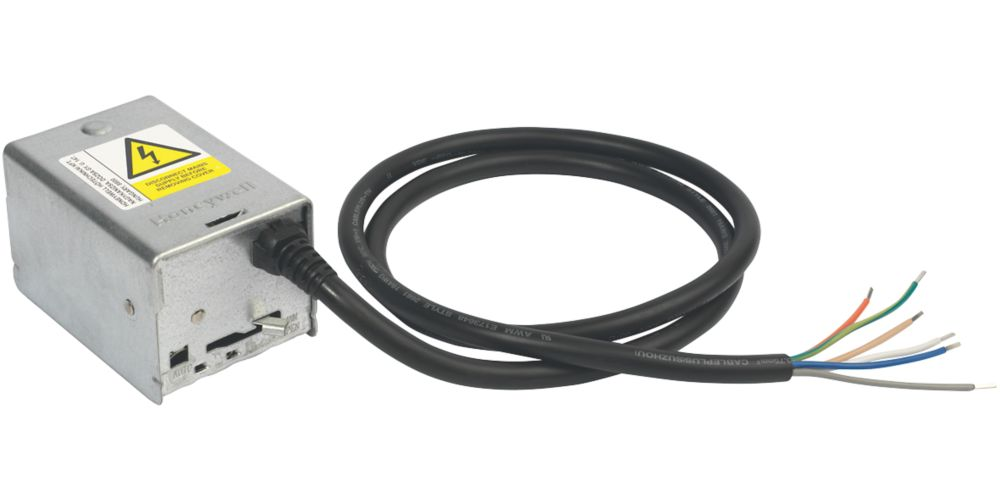 Honeywell Home 40003916-001 2-Port V4043H Replacement Powerhead 22mm Compression