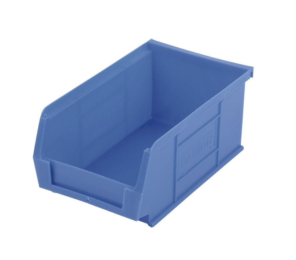 Semi-Open-Fronted Storage Bins 20 Pack