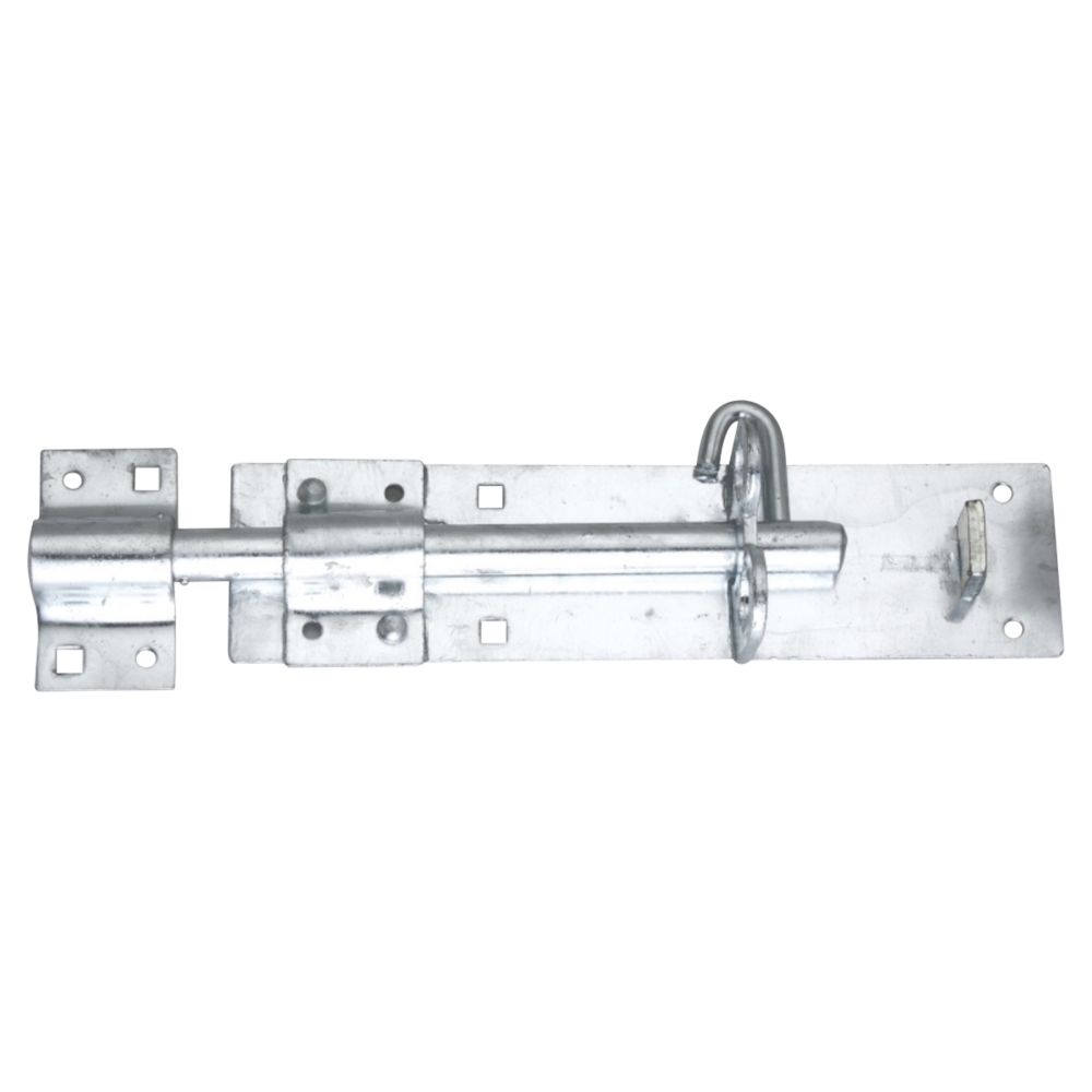 Smith & Locke Heavy Brenton Bolt Galvanised 200mm