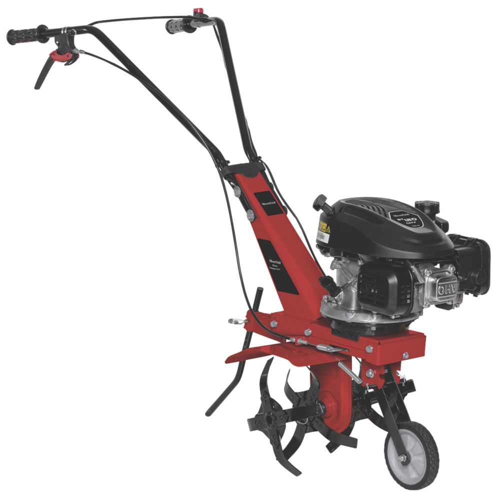 Mountfield Manor Compact 36cm 123cc Petrol Rotary Tiller