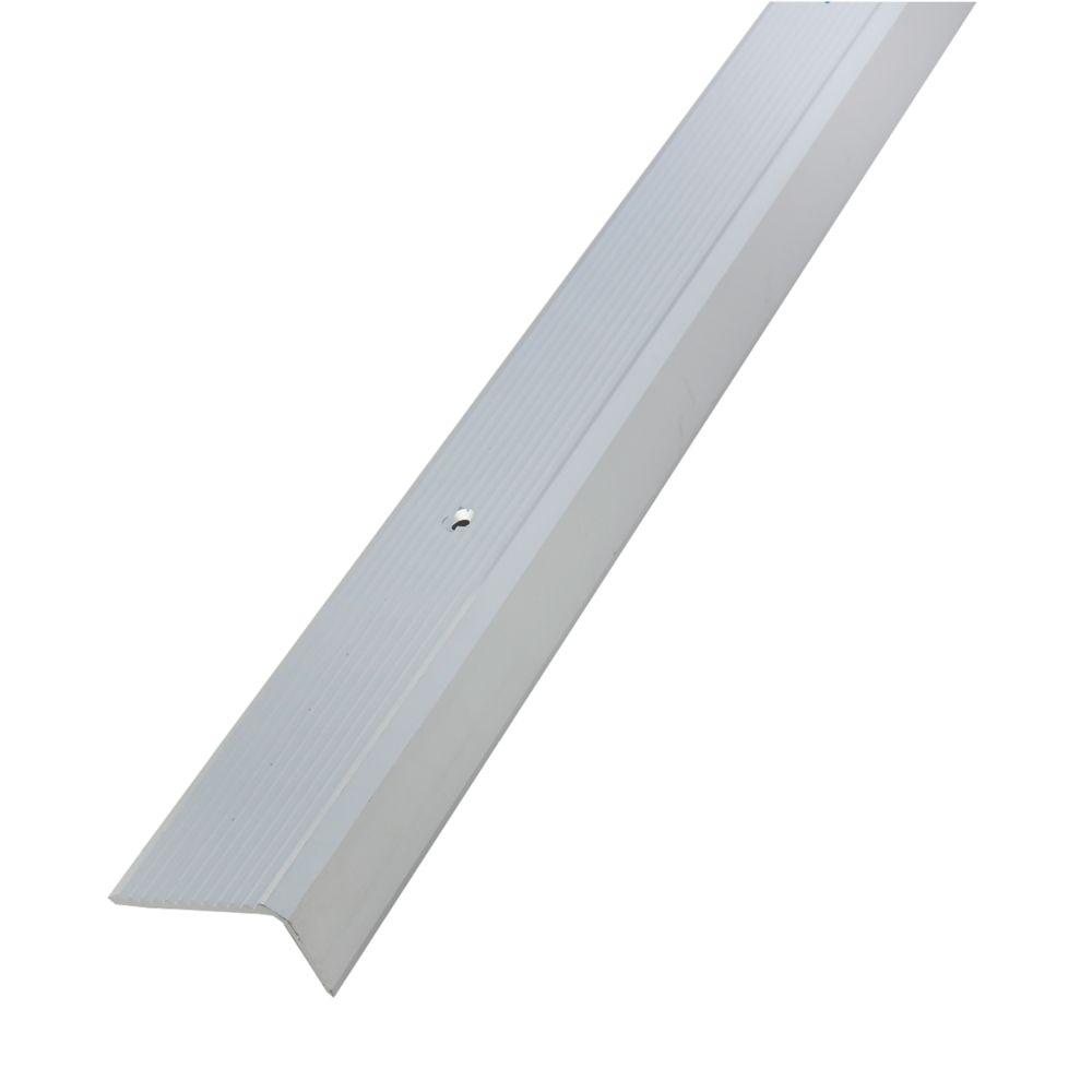 Alfer Anodised Aluminium Angle 1000 x 41 x 23mm