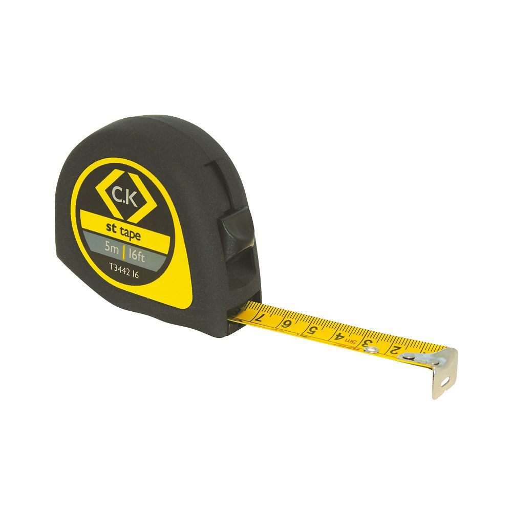 C.K Softech 5m Tape Measure