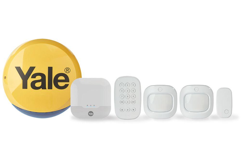 Yale IA-320 Smart Home Alarm System - Family Kit