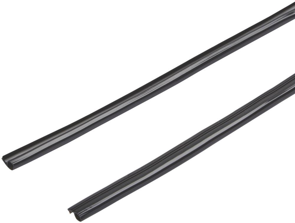 Diall Sealing Strip Black 20m