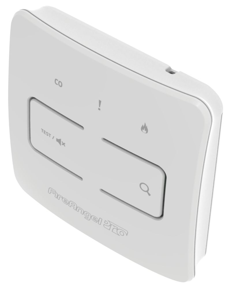 FireAngel Wireless Pro Connected Alarm Control Unit White