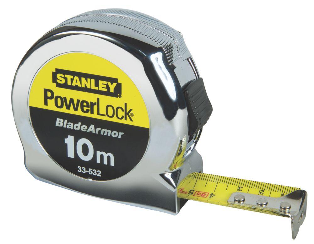 Stanley Powerlock 10m Tape Measure