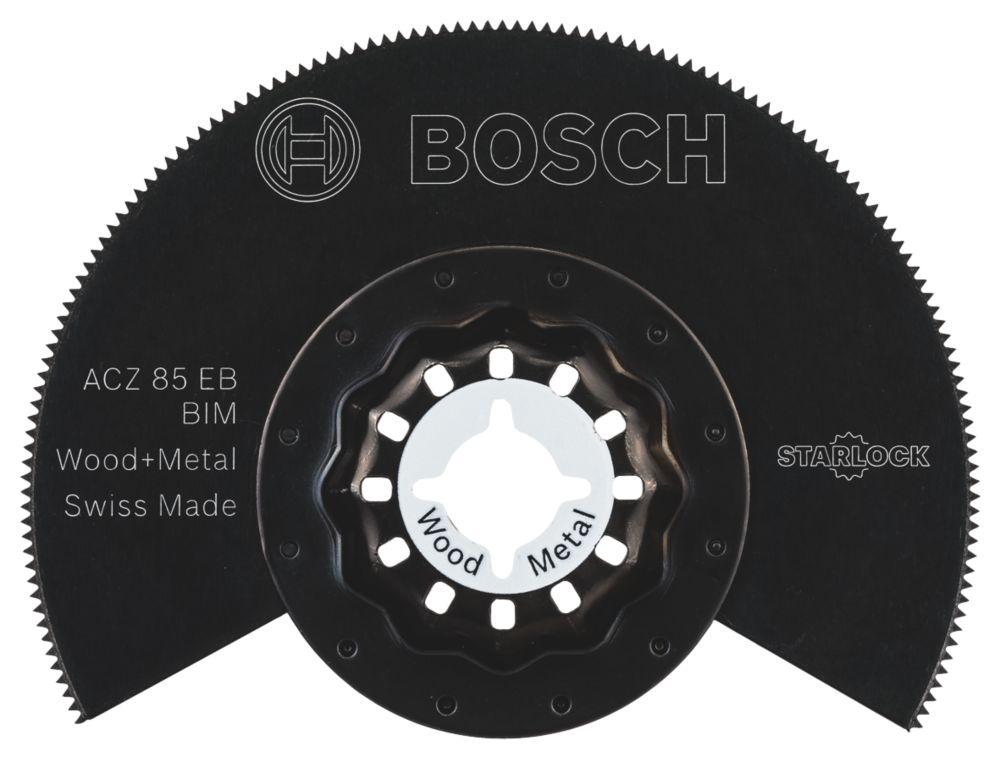 Bosch Wood/Metal Segmented Cutting Blade 95mm