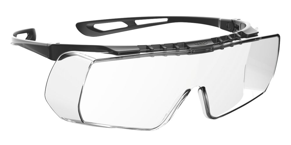 JSP Stealth Coverlite Clear Lens Overspectacle