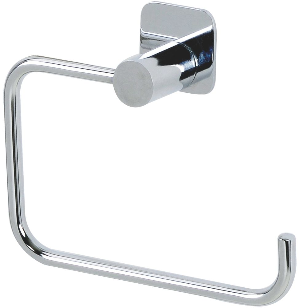 Cooke & Lewis  Toilet Roll Holder Chrome