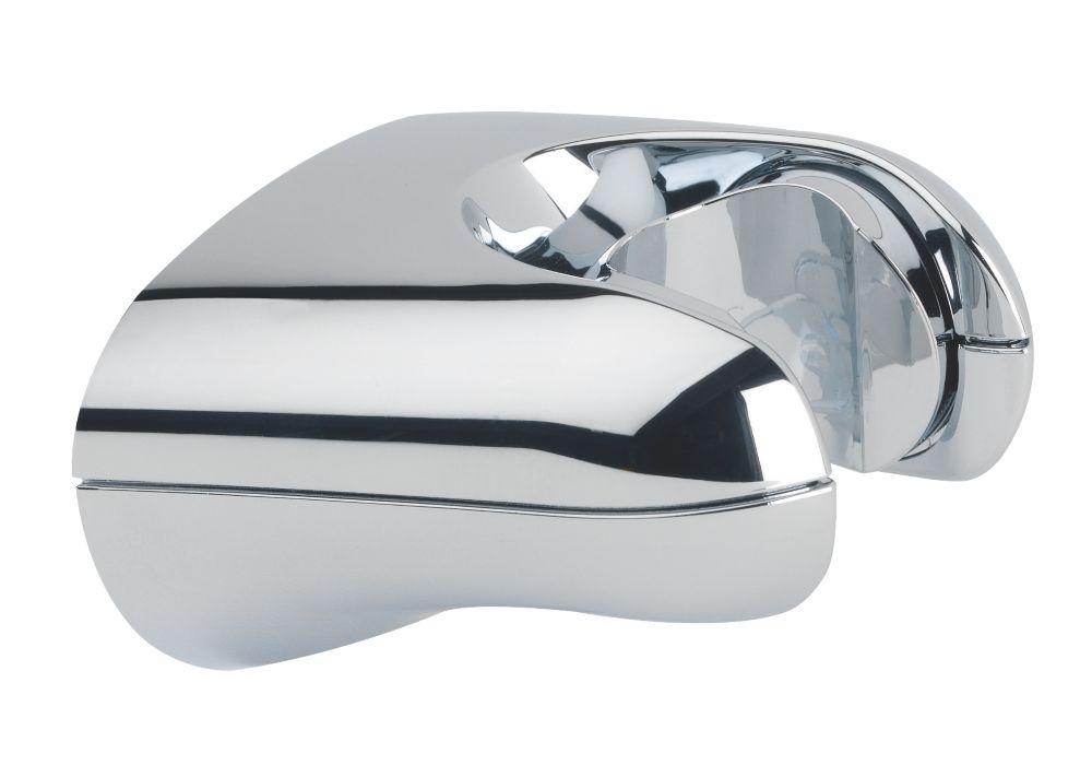 Mira Shower Head Holder Chrome 16mm