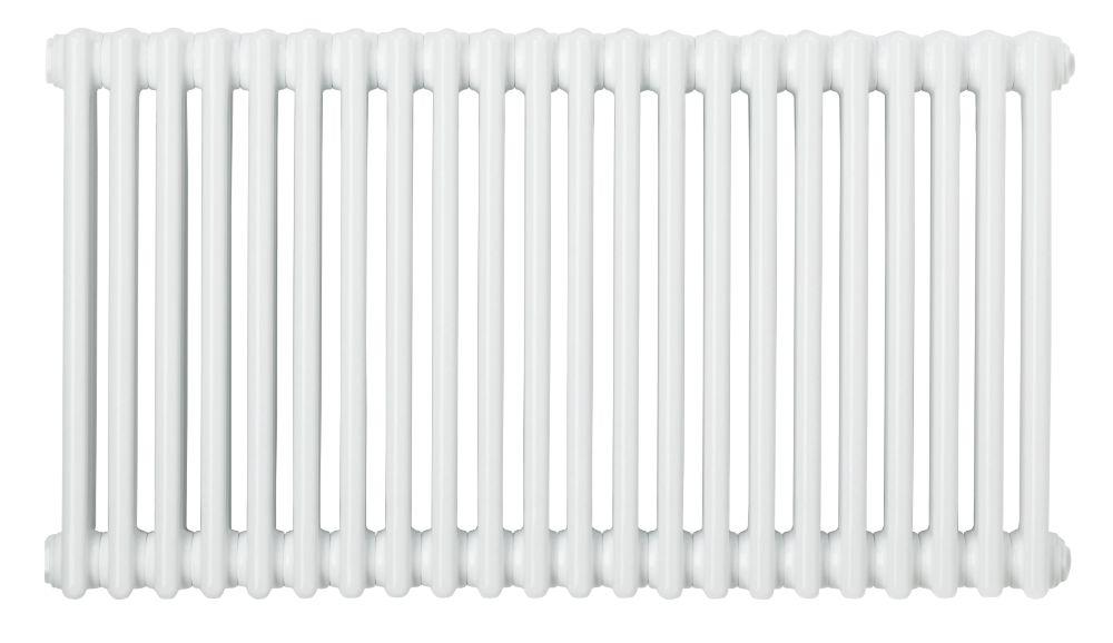 Acova Classic 3-Column Horizontal Radiator 500 x 1042mm White 3873BTU