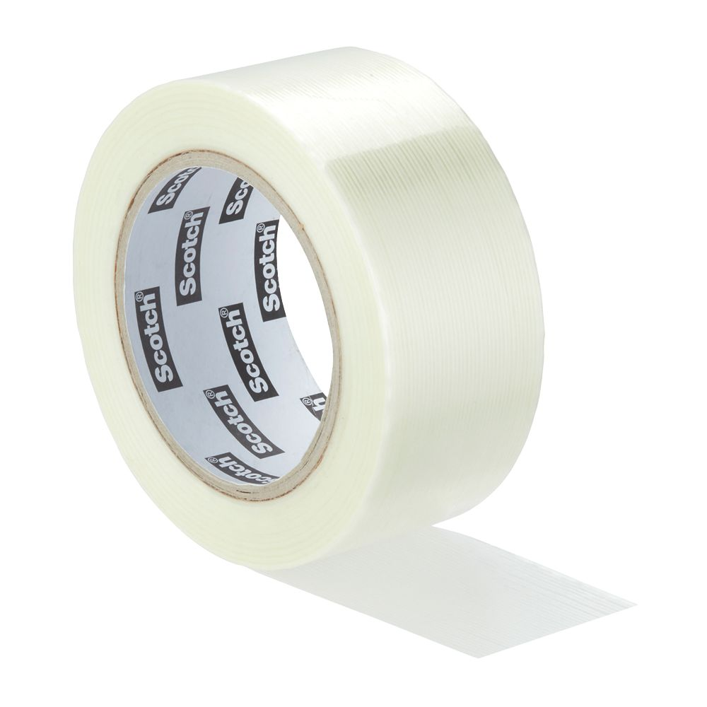 Scotch Extreme Packaging Tape Transparent 50m x 48mm