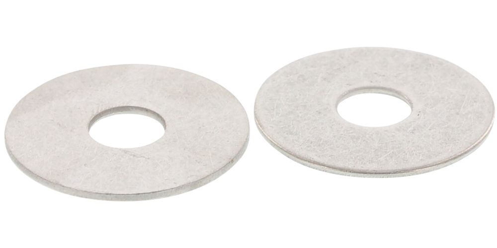 Easyfix A2 Stainless Steel Extra Large Penny Washers M5 x 1.5mm 50 Pack