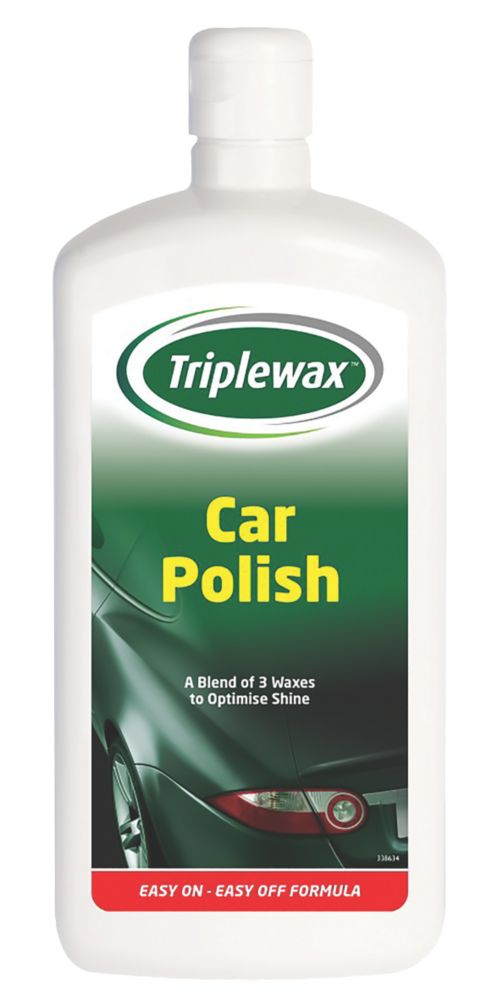 Triplewax Car Wax / Polish  500ml