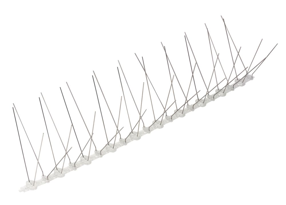 Pest-Stop  Professional Bird Spikes 10 Pack