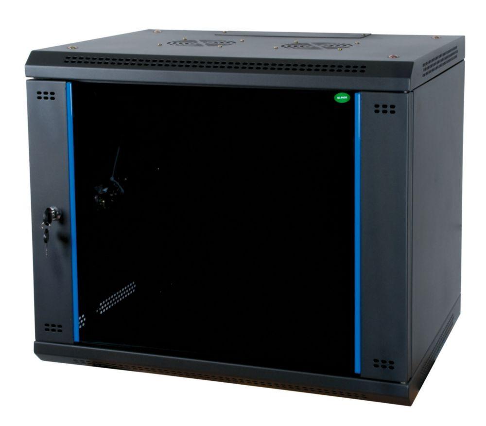 9U Wall Data Cabinet 600 x 500mm
