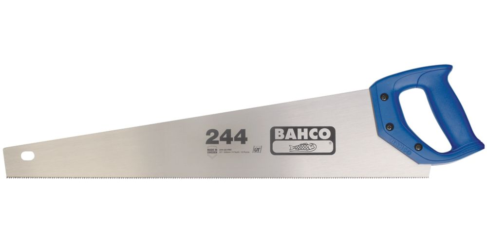 "Bahco  9/10tpi Softwood Handsaw 22"" (550mm)"