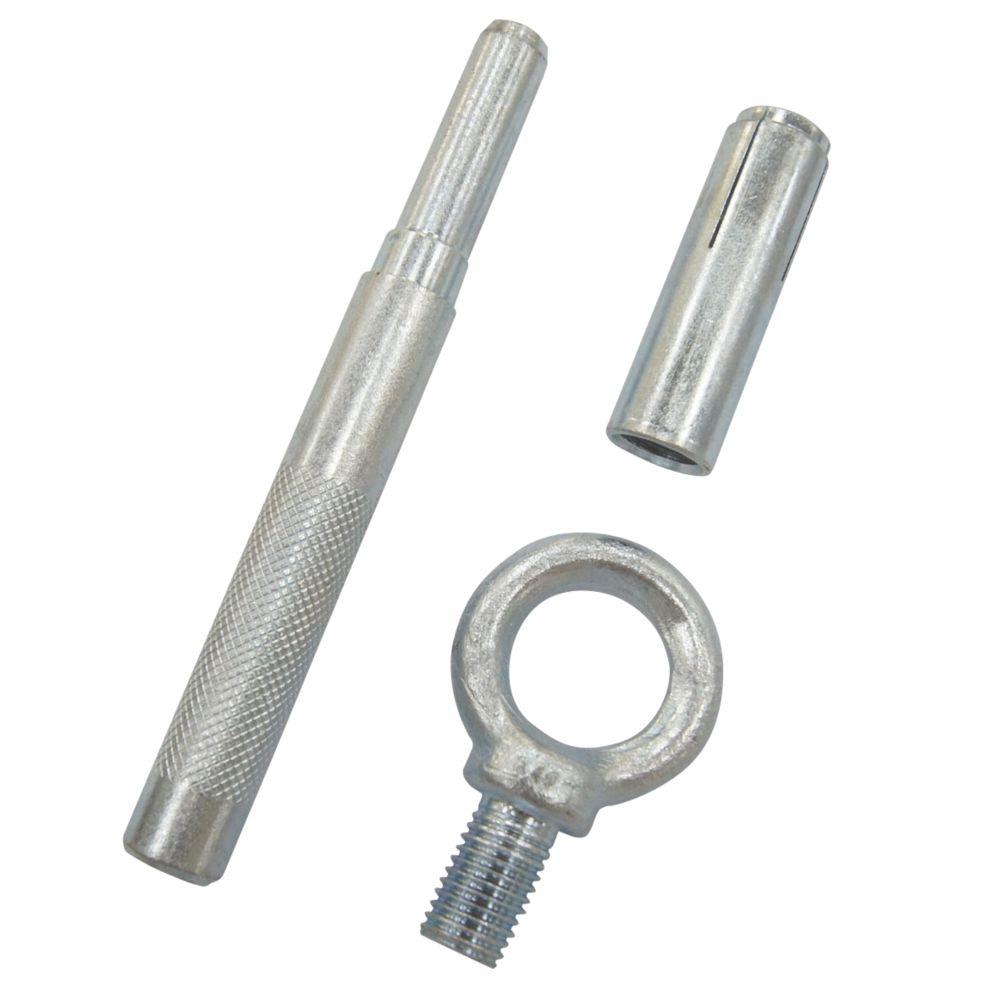 Easyfix M16 Scaffolding Eye Kit 16mm 31 Pcs