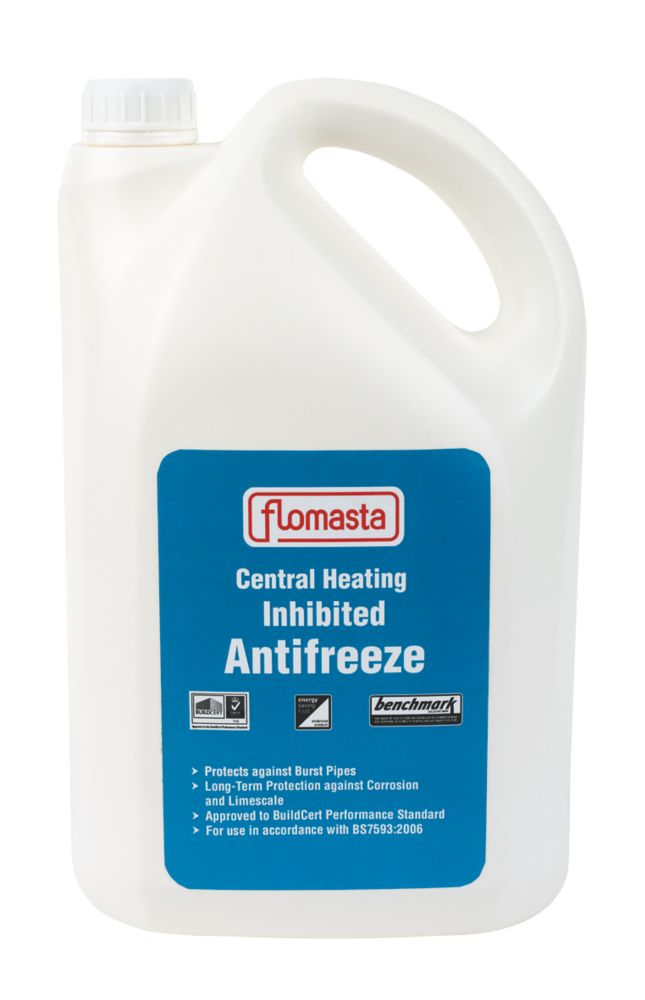 Flomasta 0623 Concentrated Central Heating Inhibited Antifreeze 5Ltr