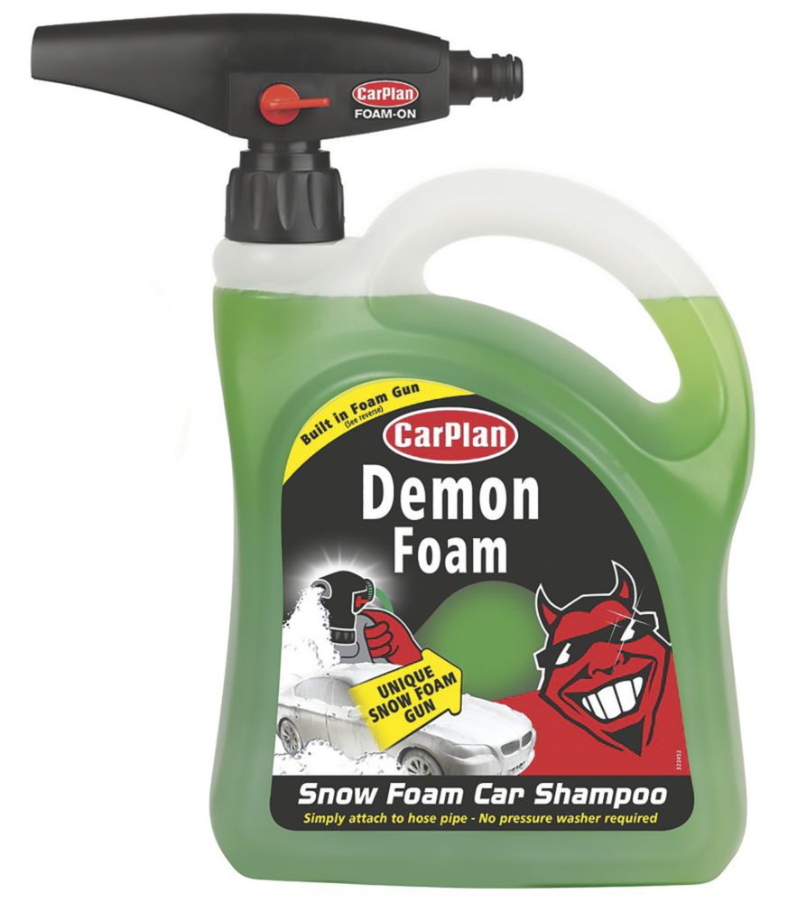 CarPlan Demon Foam with Gun 2Ltr