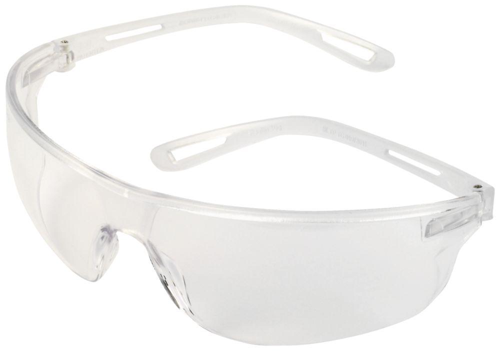 JSP Stealth Clear Lens Safety Specs