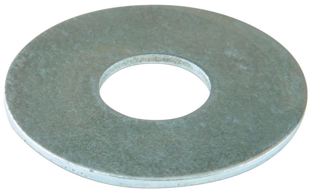 Easyfix Steel Large Flat Washers M10 x 2.5mm 100 Pack