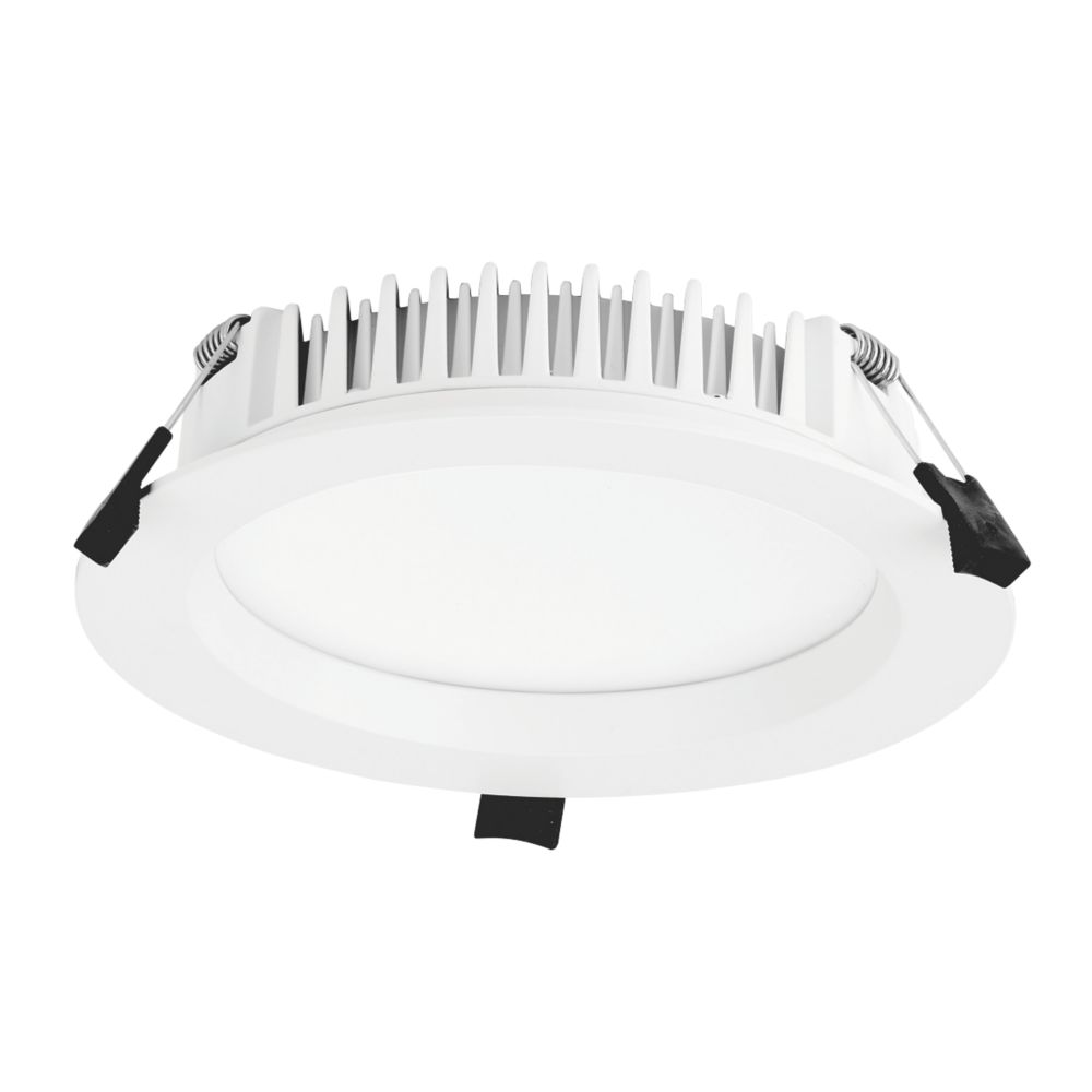 Enlite Lumi-Fit Fixed Round LED Downlight  1800lm 18W 220-240V