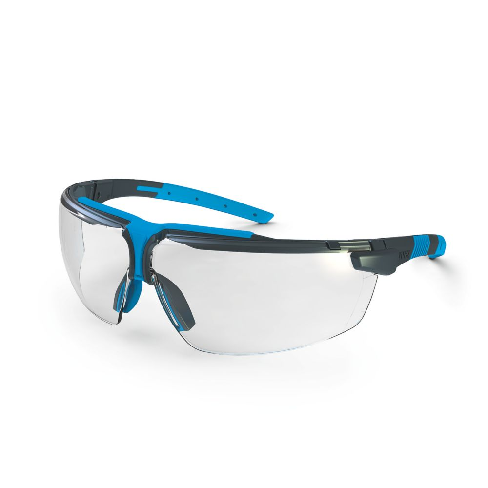 Uvex i-3 Clear Lens Safety Specs