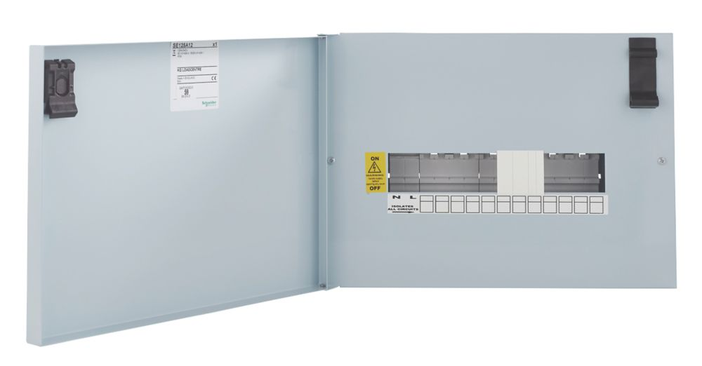 Schneider Electric KQ 12-Way Non-Metered  Distribution Board