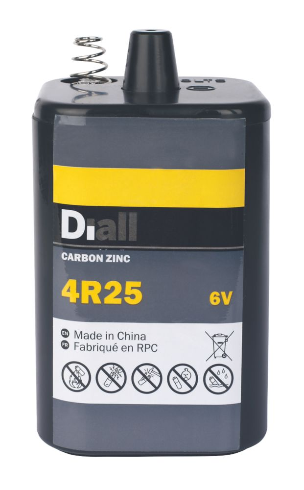 Diall 4R25 PJ996 Battery