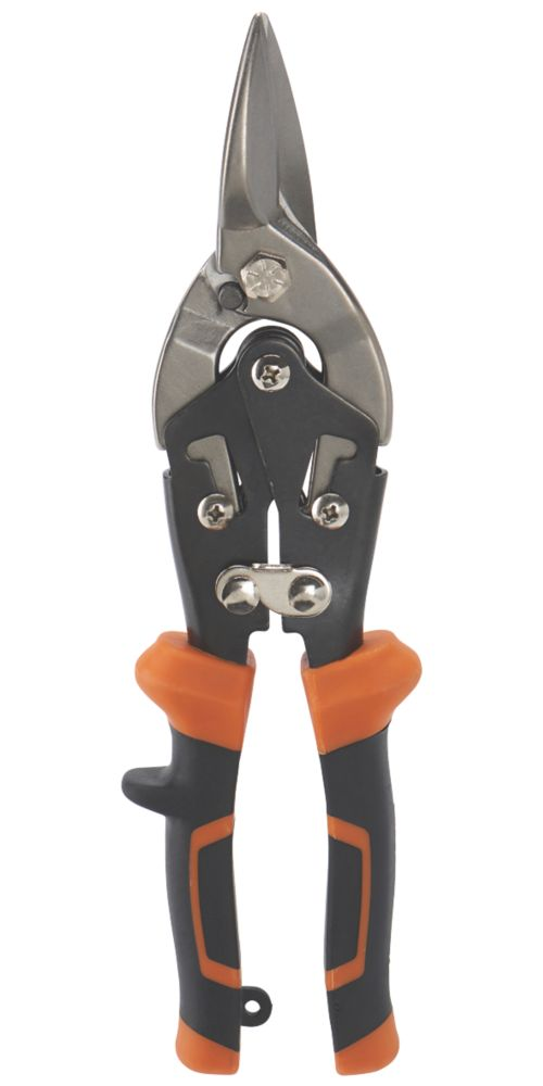"Magnusson  Offset Right Dual-Function Tin Snips 10"" (250mm)"