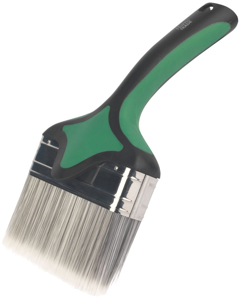 Harris Trade Angled Timbercare Block Brush 4¾""