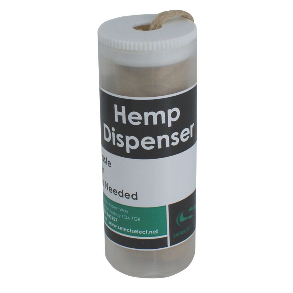 Select Products Hemp Pipe Thread Packer & Sealer 40g