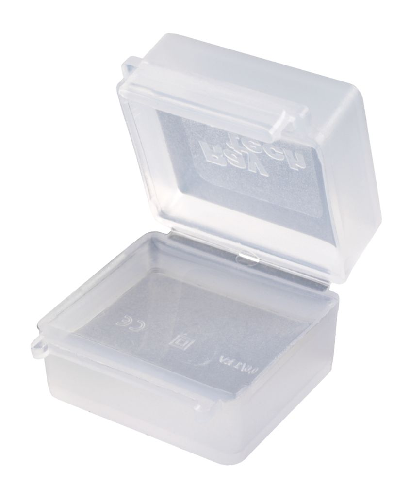 Raytech Pascal 6 Mini Gel Connector Cover Clear 2 Pack