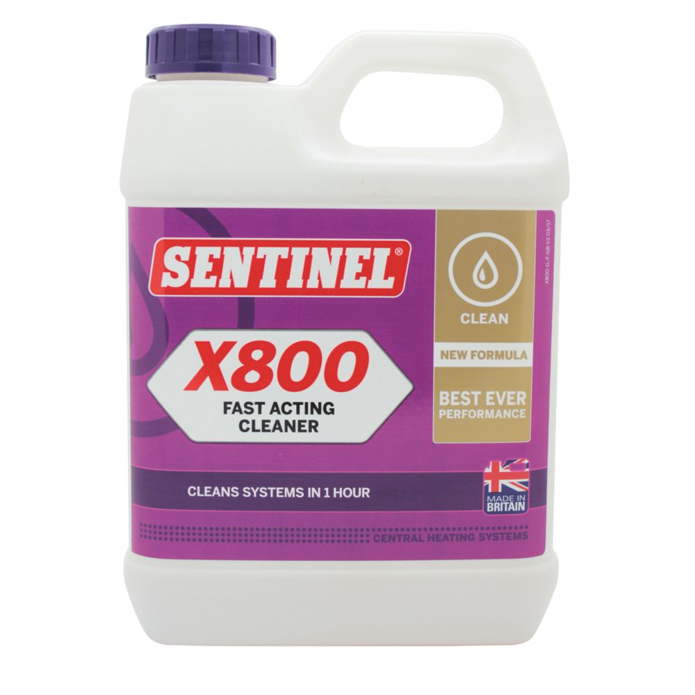 Sentinel X800 Cleaner 1Ltr