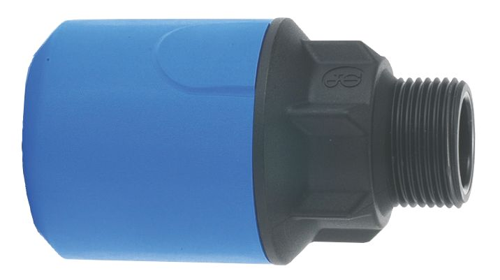 "JG Speedfit UG101B MDPE Male Adaptor 20mm x ½"""